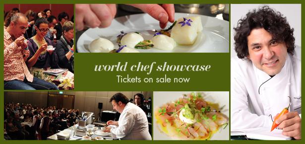 World Chefs Showcase